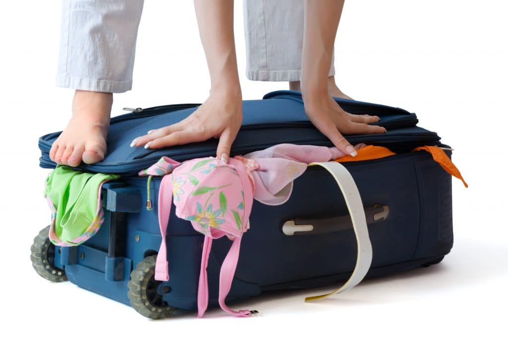 packing tips by Booking Express Travel