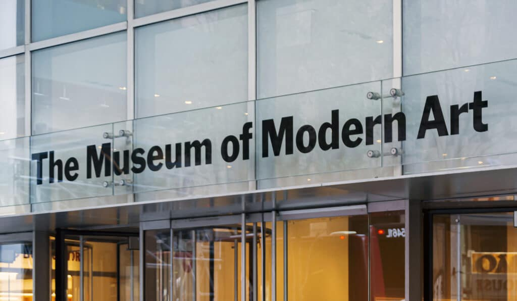 MoMA (Museum of Modern art) In Manhattan, New York bY Booking Express Travel