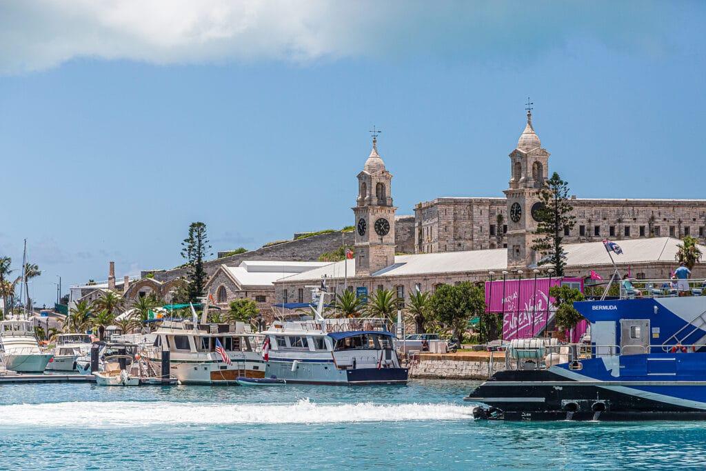 Hamilton Bermuda by Booking Express Travel