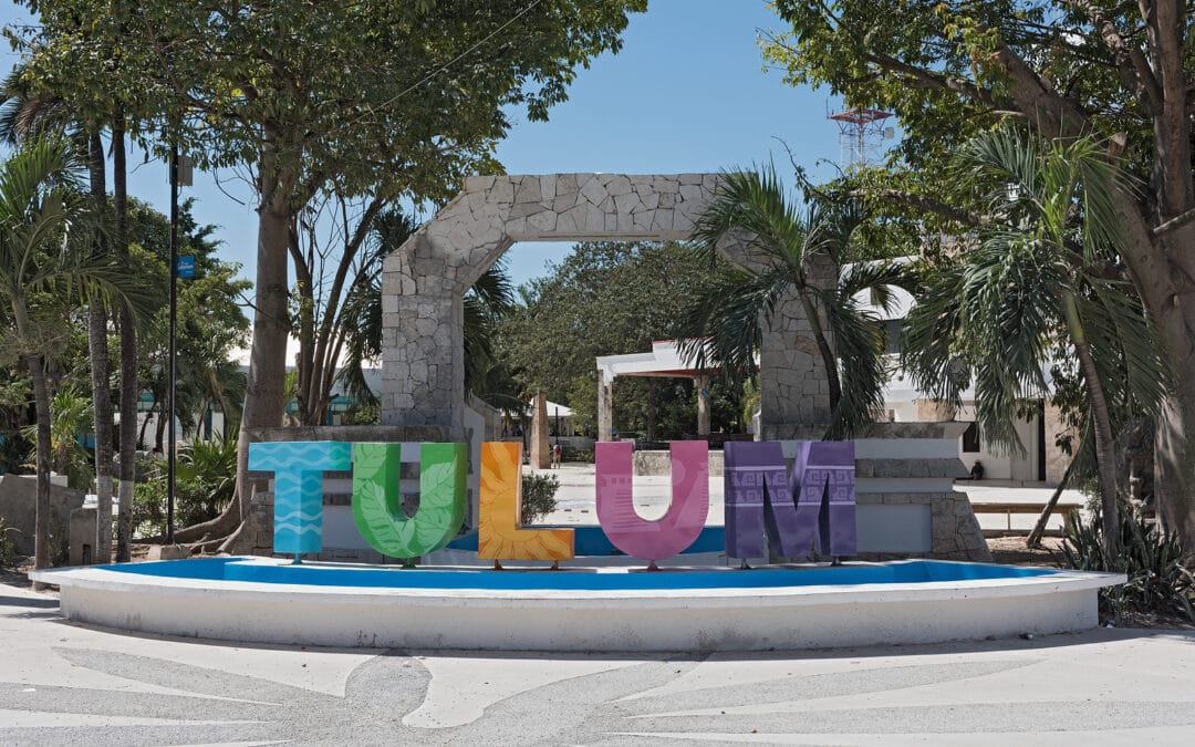 Booking Express Travel Recommends a Visit to Tulum