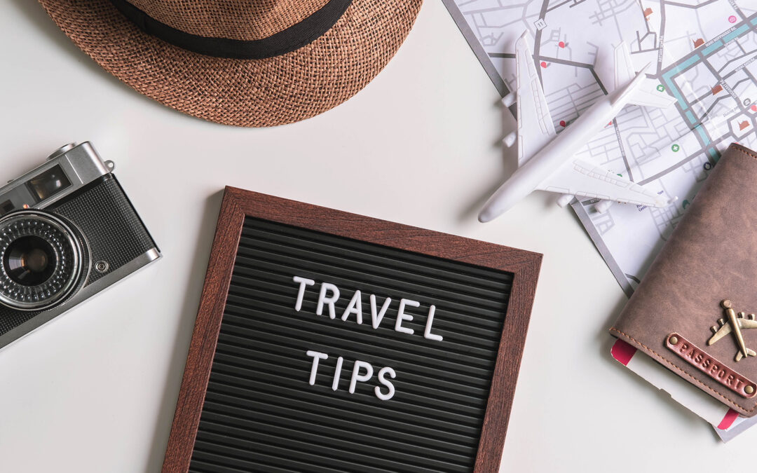Booking Express Travel Shares Top Travel Tips for 2021